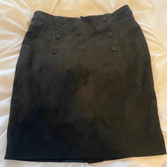 Velvet H&M Pencil Skirt 🖤